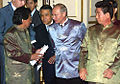 Vladimir Putin at APEC Summit in Thailand 19-21 October 2003-14.jpg