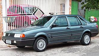 Volkswagen Santana - 1992 Volkswagen Santana 2000 GLS