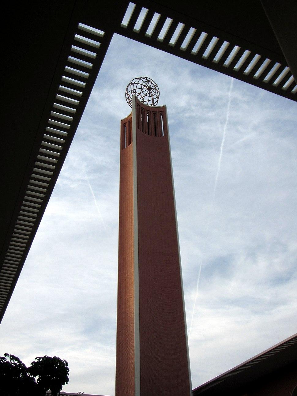 Von Kleinsmid Center of USC - panoramio