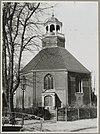 voorzijde van de n.h. kerk te sint annaparochie - sint annaparochie - 20319309 - rce