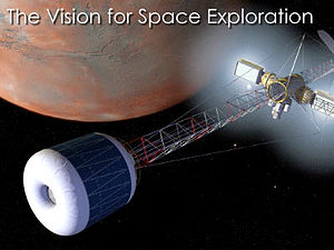 Vision for Space Exploration - Image: Vsfe ship