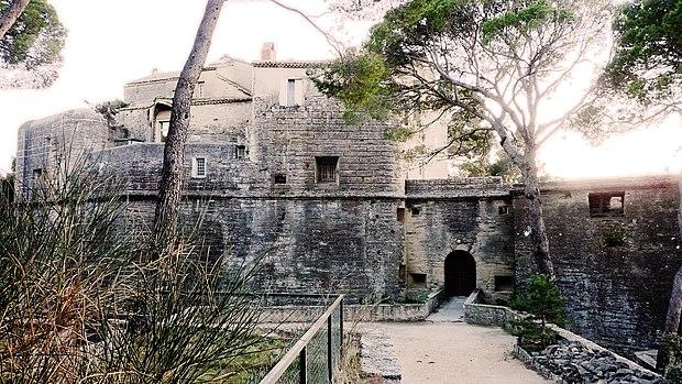 Monument historique à Saumane-de-Vaucluse