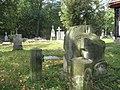 Węgów cmentarz ewangelicko-augsburski1.JPG
