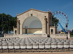 W.D. Petersen Memorial Music Pavilion - Davenport 01.jpg