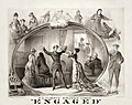 W.S. Gilbert's burlesque comedy, Engaged.jpg