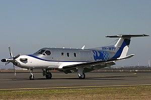 Western Australia Police - WA Police Pilatus PC-12