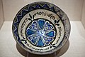 WLA brooklynmuseum Bowl 14th century Ceramic white body cobalt blue.jpg