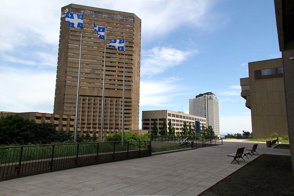 Hotel Hilton Quebec Canada