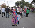 WWOZ 30th Parade Elysian Fields Lineup Jones.JPG