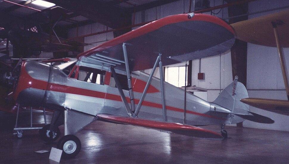 Waco Aircraft Company - Howling Pixel