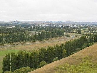 Waipukurau - Waipukurau - View from Pukeora