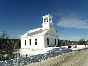 Walden, Vermont - Walden United Methodist Church