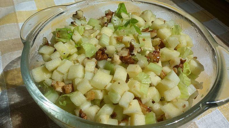 File:Waldorf Salad (Aunt Caroline's recipe).jpg