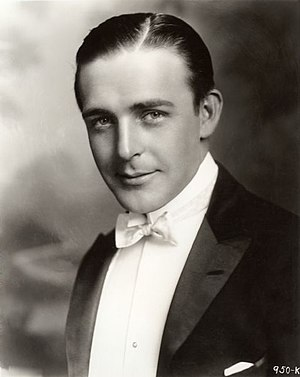 Wallace Reid - Reid in a publicity portrait from the Famous Players-Lasky Studio (1920)