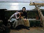 Walter Langley - Never Morning Wore To Evening 1894.jpg