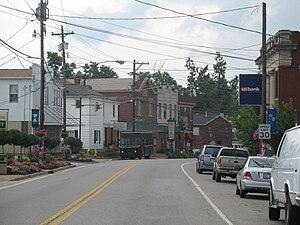 Walton, Kentucky - Downtown Walton
