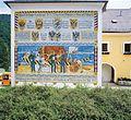 Wandmalerei (Sgraffito) auf dem Kaiserlichen Mauthaus.jpg