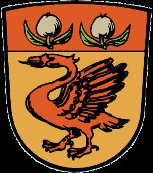 Kötz - Image: Wappen Gemeinde Kötz Bayern
