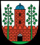 Das Wappen von Finsterwalde