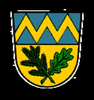 Unterschleißheim - Image: Wappen Unterschleißheim