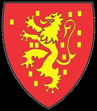 Nürburg - Image: Wappen von Nürburg
