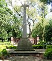 War Memorial - Ings Grove Park, Huddersfield Road - geograph.org.uk - 903928.jpg