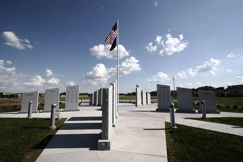 File:War memorial, O'Fallon, Illinois.JPG