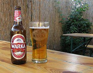 Warka Brewery - Image: Warka