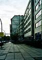 Warschauer Strasse Berlin Brandwand-Malerei von Lutz Brandt 1979 Foto Lutz Brandt.jpg