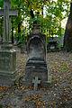 Warszawa Reduta Wolska - cmentarz prawosławny - nagrobek z 1852 roku.jpg