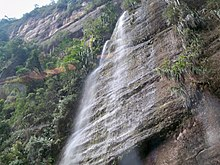 Waterfall at Lembah Harau National Park - panoramio.jpg