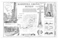Wawona Road, 1875-1933 - Yosemite National Park Roads and Bridges, Yosemite Village, Mariposa County, CA HAER CAL,22-YOSEM,5- (sheet 10 of 19).png