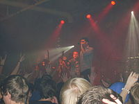 We Came as Romans en Alemania, 2012.