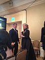 Weird moment between Joey and Meryl @ 69th Annual Golden Globes Awards.jpg
