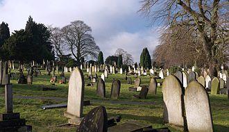 Welford Road Cemetery - Welford Road Cemetery