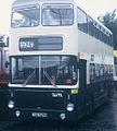 West Midlands PTE bus 4528 (TOE 528N) 1974 Volvo Ailsa B55 Alexander AV, 1974 Commercial Motor Show.jpg