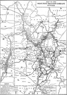 West Penn Railways