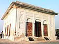 Western Facade of Moorcroft Pavilion, Shalimar Gardens, Lahore.jpg
