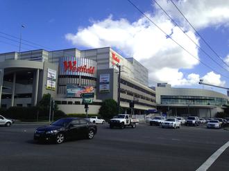 Westfield Kotara - Westfield Kotara as seen from the corner of Northcott Drive and Park Avenue