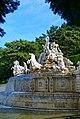 Wien - Schönbrunner Schloßpark - View ESE on Neptunbrunnen.jpg