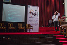 WikiConference India 2011 Jimmy Wales 4.jpg