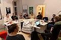 Wikidata Train the Trainers Wien 2018 Wikimedia Österreich 4.jpg