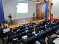 Wikimedia Venezuela Presentation FLISOL Maracaibo 2012, Offline Kiwix 3.JPG