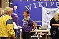 Wikipediamontern lördag Bokmässan 2017 (1).jpg