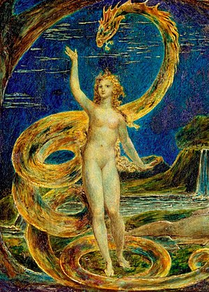 William Blake Eve Tempted by the Serpent detail.jpg