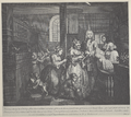 William Hogarth - A Rake's Progress, Plate 5.png
