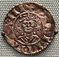 William I silver penny c 1075 moneyer Oswold at the mint of Lewes.jpg