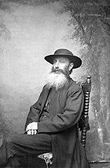 William Morgan (?) vicar of Llandderfel
