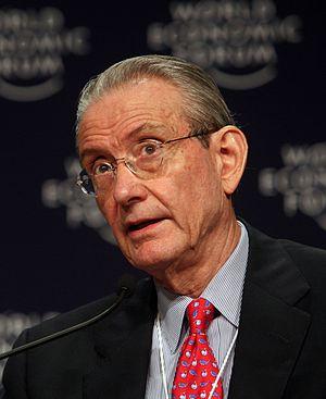William R. Rhodes - Rhodes at the World Economic Forum in 2011.