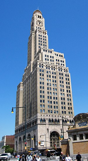Williamsburgh Savings Bank Tower - Williamsburgh Savings Bank Tower (2010)
